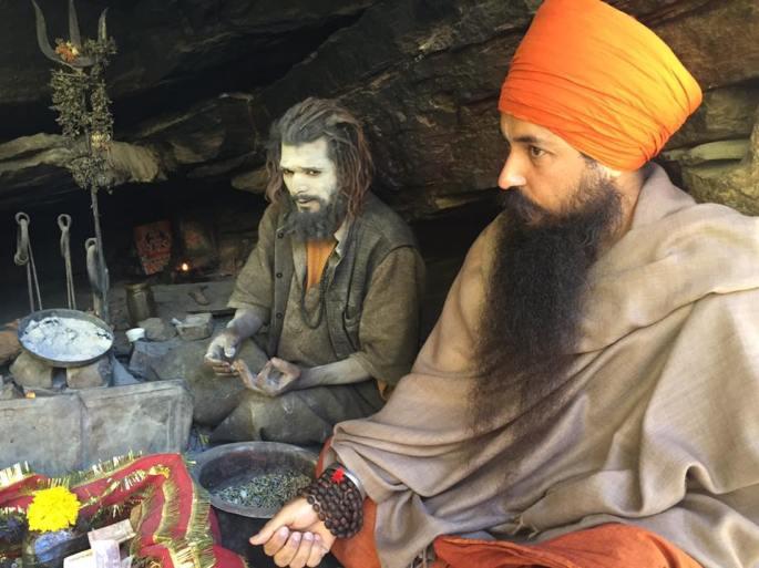 yogi.amandeep.with.yogi.in.cave.2016